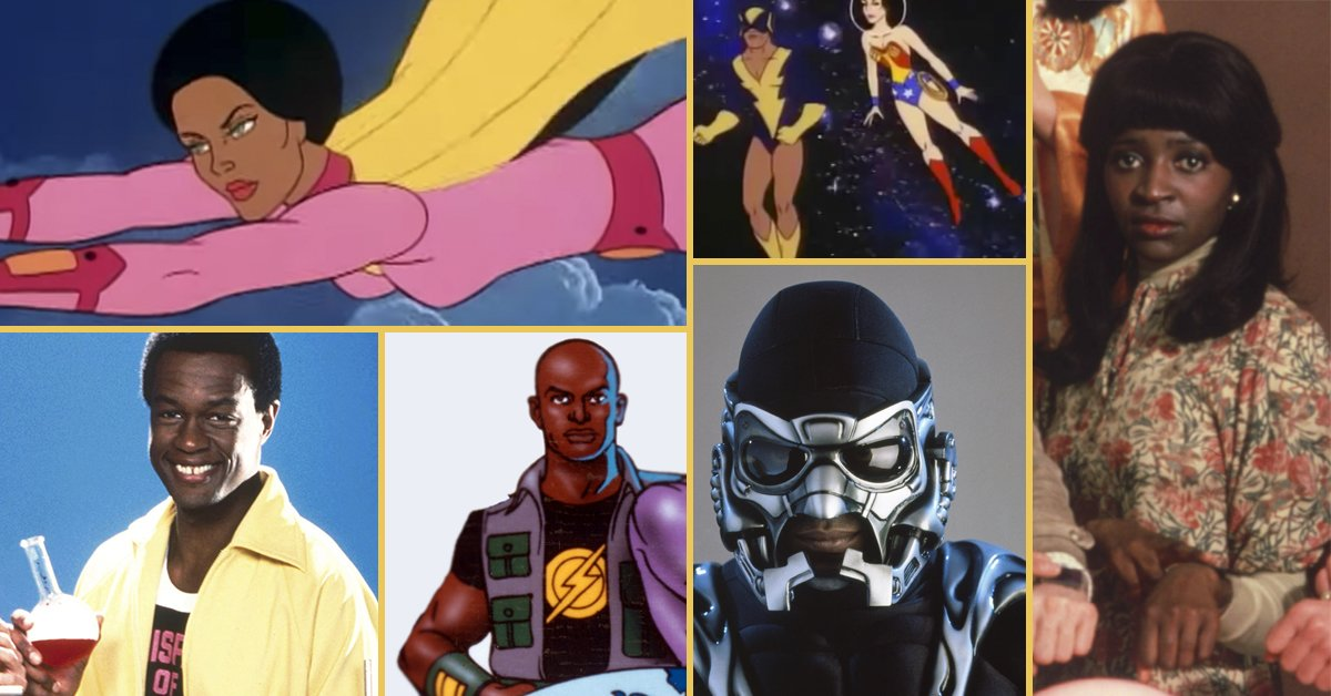 These 10 awesome female TV superheroes helped pave the way