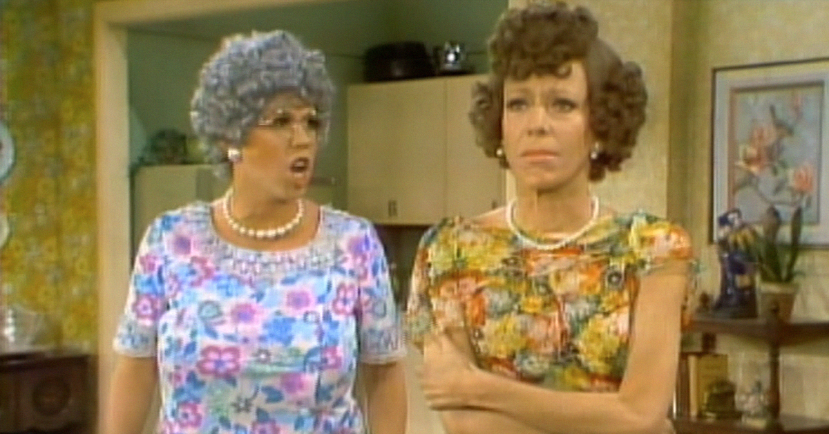 5 Incredibly Funny Moments From The Carol Burnett Show That Ll
