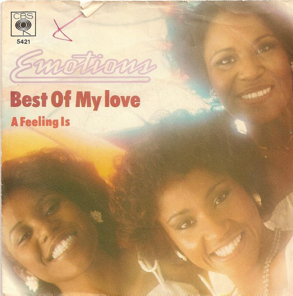 Emotions - Best Of My Love - YouTube