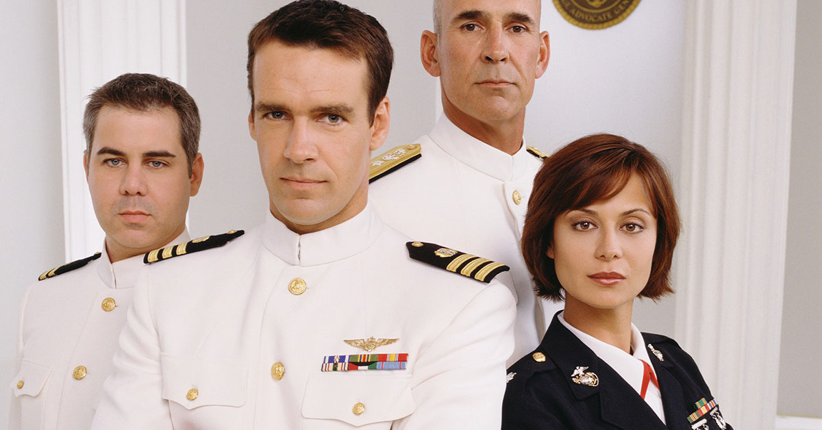 Watch jag season 10 episode 14: fit for duty on cbs (2005) | tv guide.