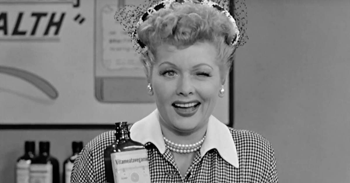 The Five Funnest Moments On 39 I Love Lucy 39