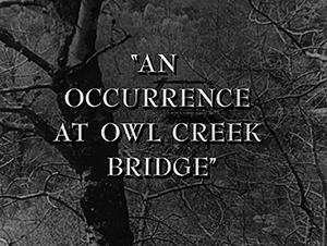 Bridge creek essay occurrence owl