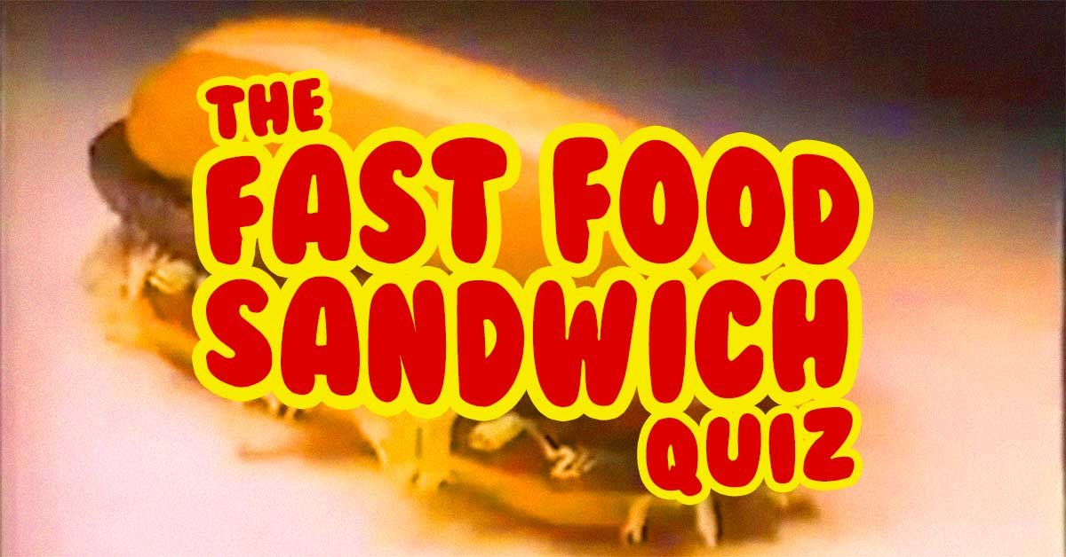 Can you remember the names of these discontinued fast food