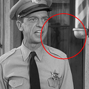 11 Tiny Errors You Never Noticed In The Andy Griffith Show