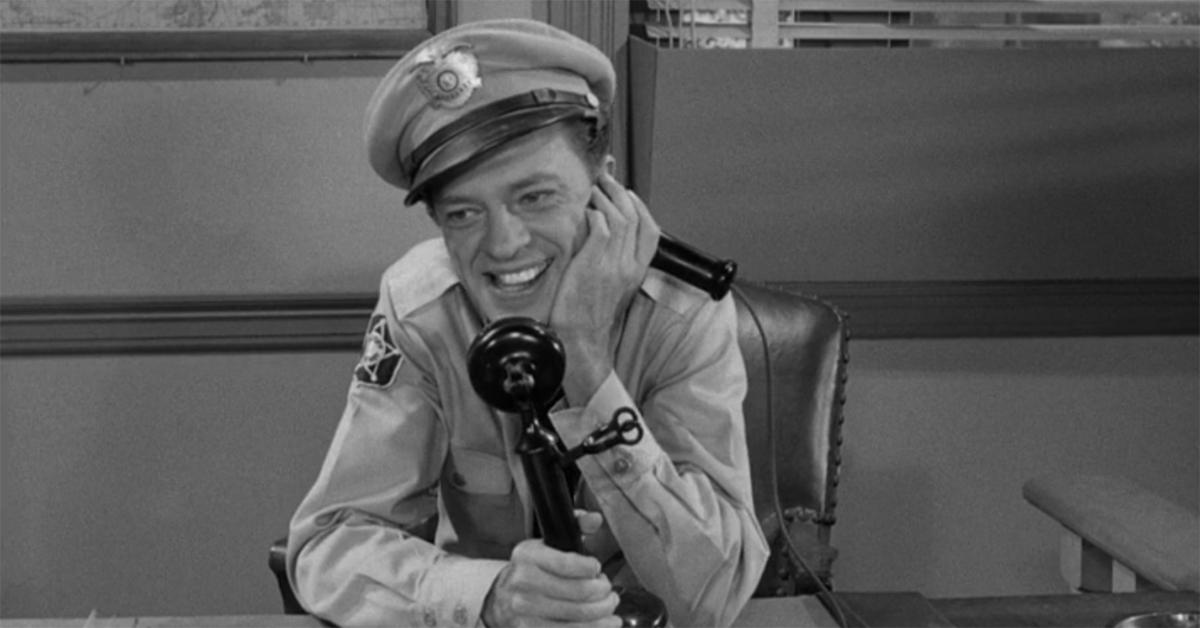 Can you match The Andy Griffith Show characters to their