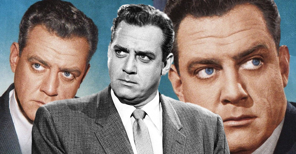 Raymond Burr Perfected This Clever Trick To Deliver All
