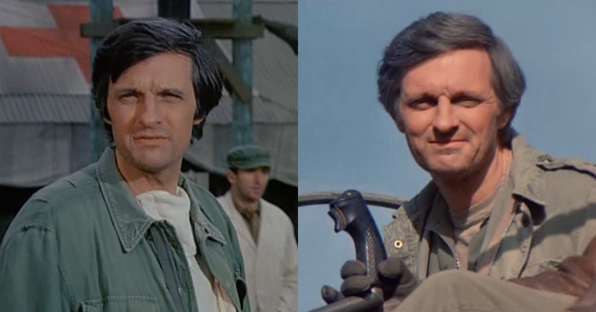 Here\'s how the \'M*A*S*H\' cast changed from their first to last episodes