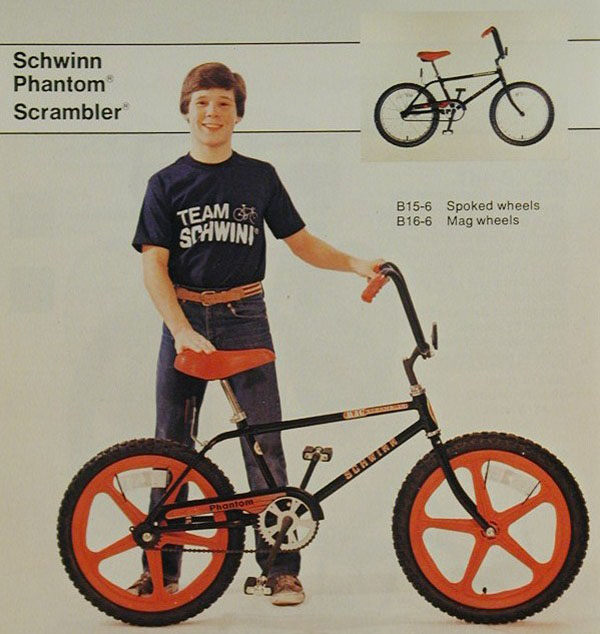 Peddle Back In Time With These Groovy Schwinn Catalog Spreads From