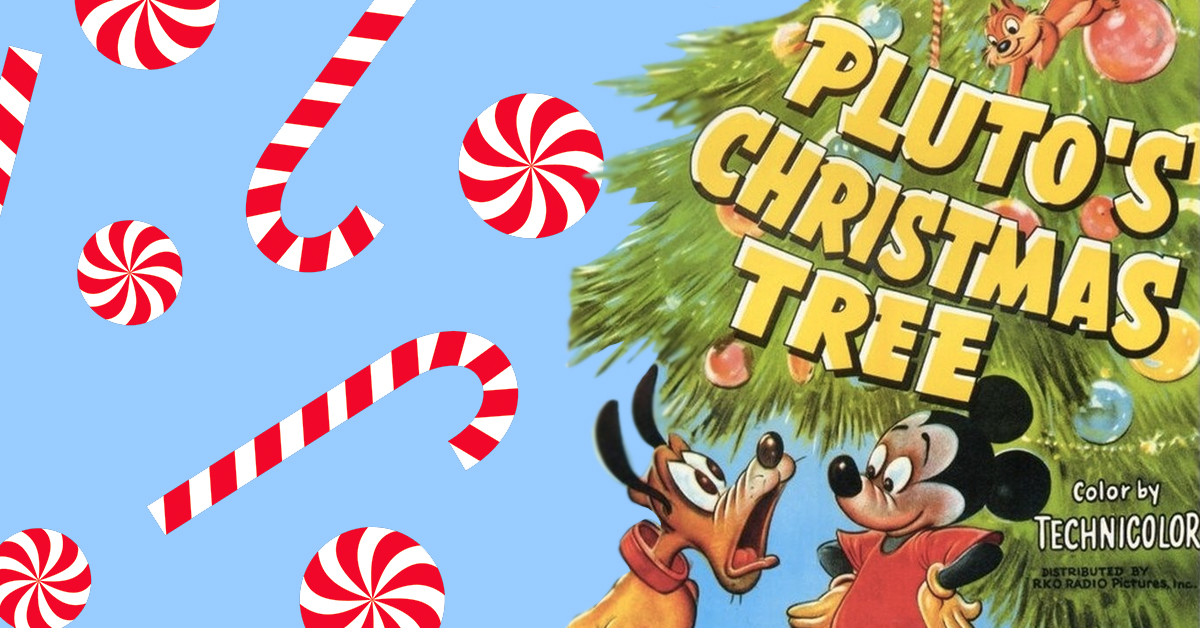 Watch: This 1952 short ''Pluto's Christmas Tree'' sparked a series of  Disney holiday specials - Watch: This 1952 Short ''Pluto's Christmas Tree'' Sparked A Series