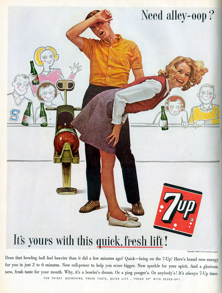 A History Of 7UP Told Through 14 Fascinating Ads