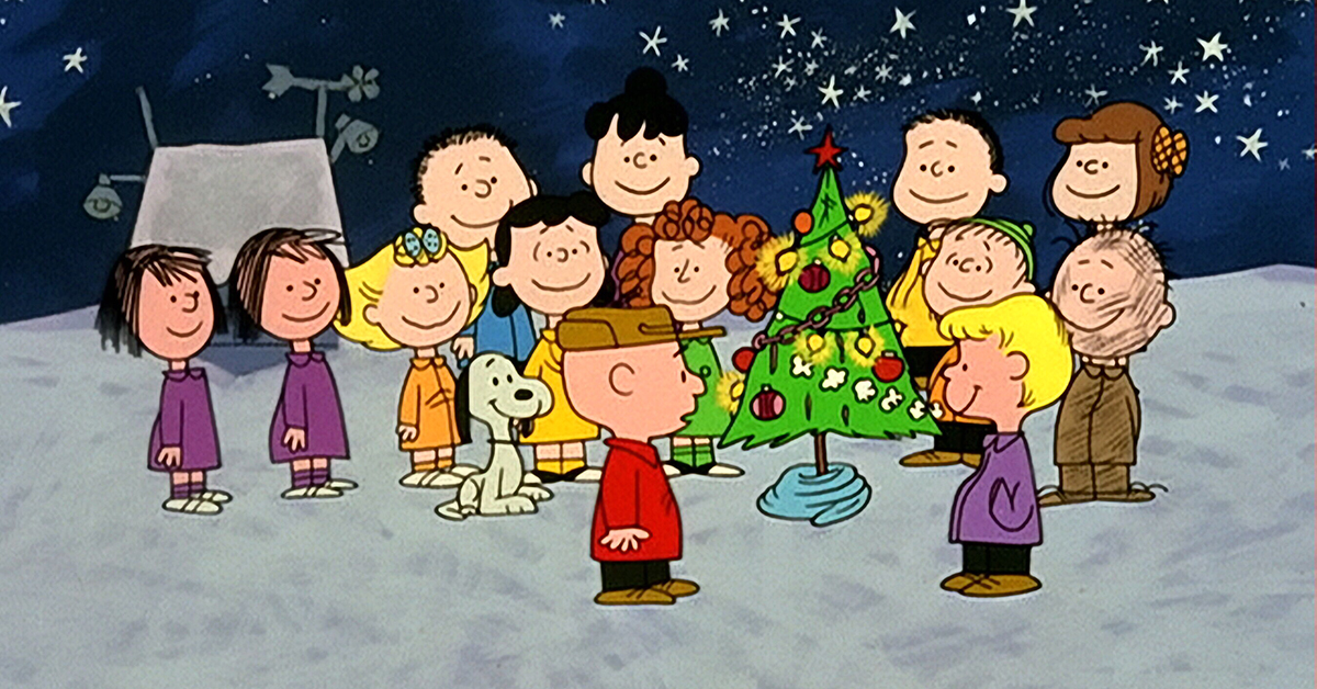 9 festive facts about a charlie brown christmas