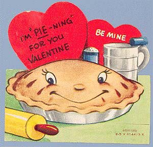 15 Vintage Valentines That Prove Food Is The Way To Anyoneu0027s Heart