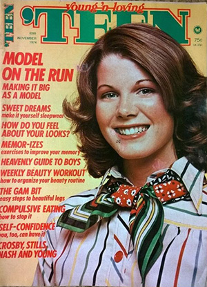 These 13 'Teen' magazine covers from the 1970s will take you back