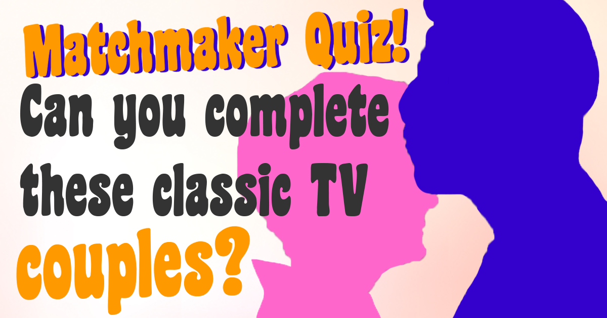 Can you complete the pair of these classic TV parents?