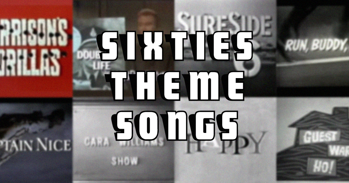 theme songs from tv shows