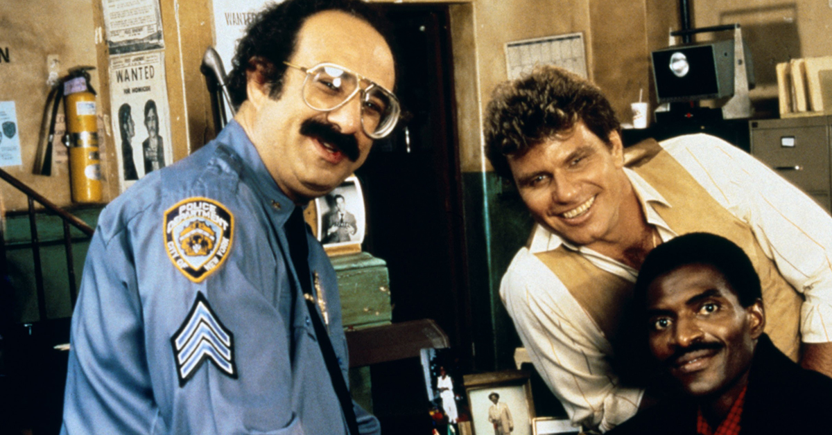 HARVEY ATKIN, THE MUSTACHIOED ACTOR OF 'CAGNEY & LACEY'
