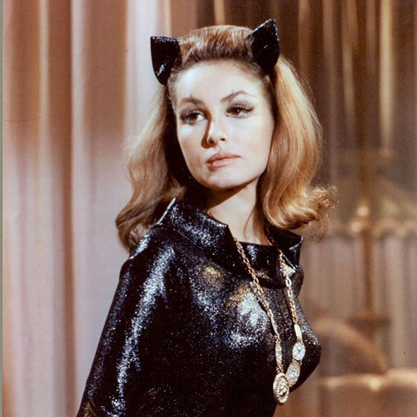 Catwoman Eartha Kitt Julie Newmar Which Catwoman do you ...