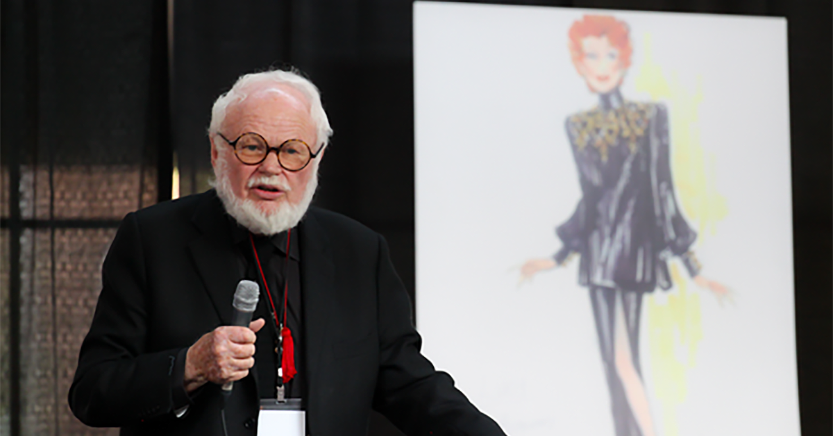 RET TURNER, EMMY-WINNING COSTUME DESIGNER FOR CAROL BURNETT AND CHER