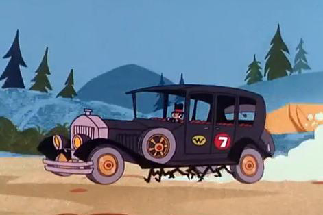 let s rank all 11 cars from the wacky races cartoon