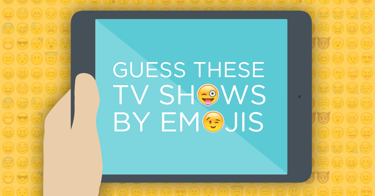 Quiz: Can you guess the classic TV show by emoji only?