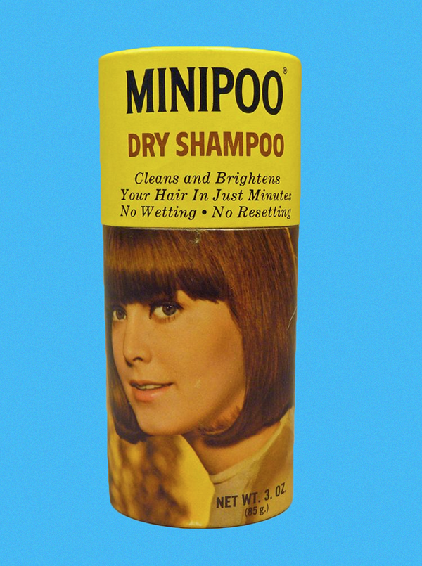 10 gone, groovy shampoos of the 1960s