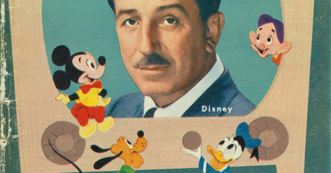 The first Disney television show premiered on this day in 1954