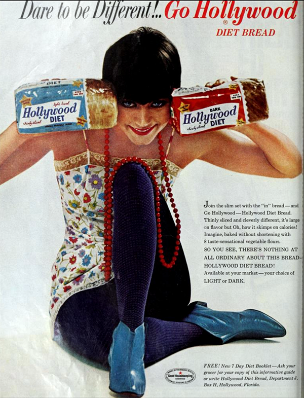 Here S What Dieting Looked Like In The 1960s