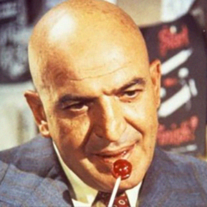 Image result for kojak lollipop images