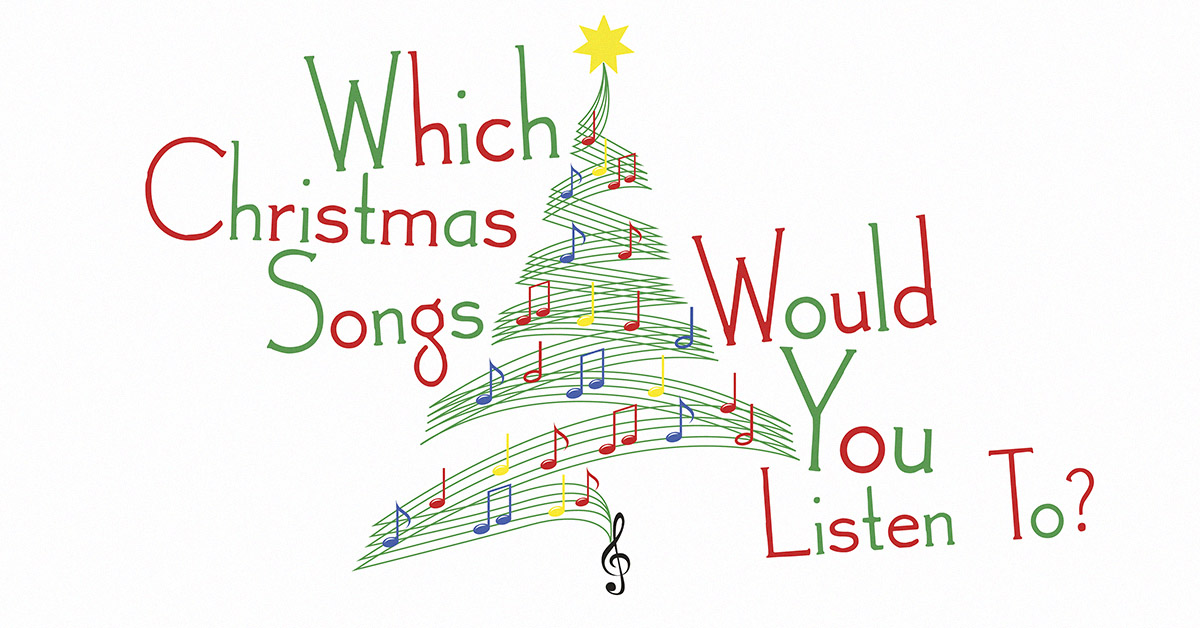 Christmas Music.Pick Which Christmas Music Would You Rather Hear