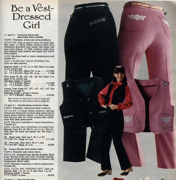 abc144c957 19 items from the 1979 Sears catalog that will give you a 1970s overload