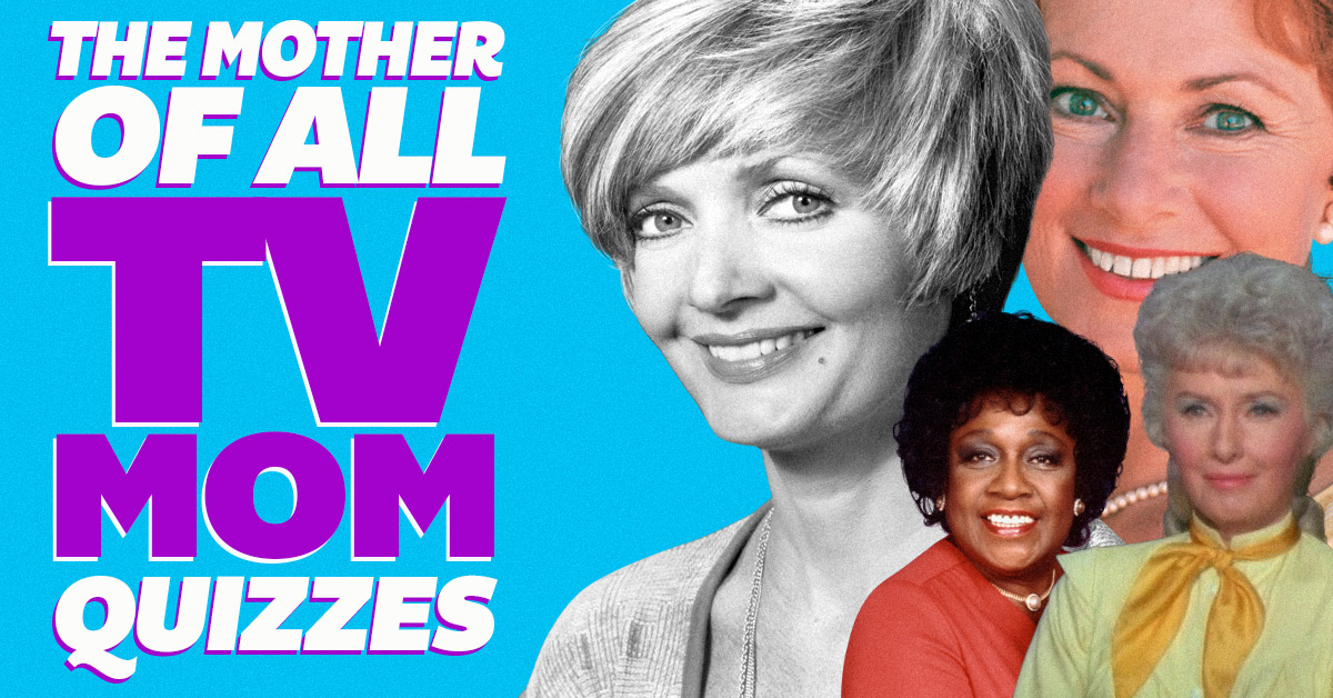 The mother of all classic TV mom quizzes