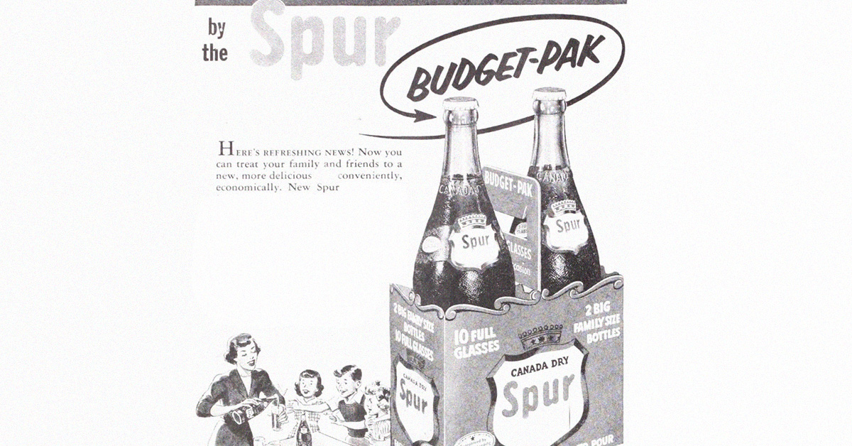 What kind of products did these popular 1950s brands make?