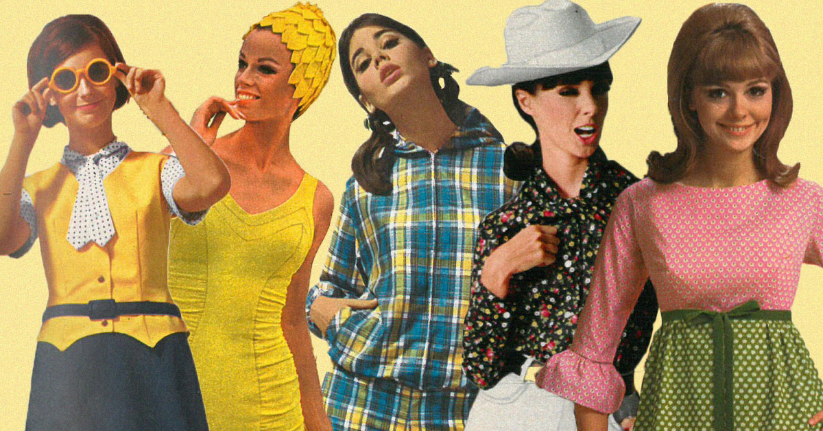 What Women Were Wearing In The Summer Of 1966
