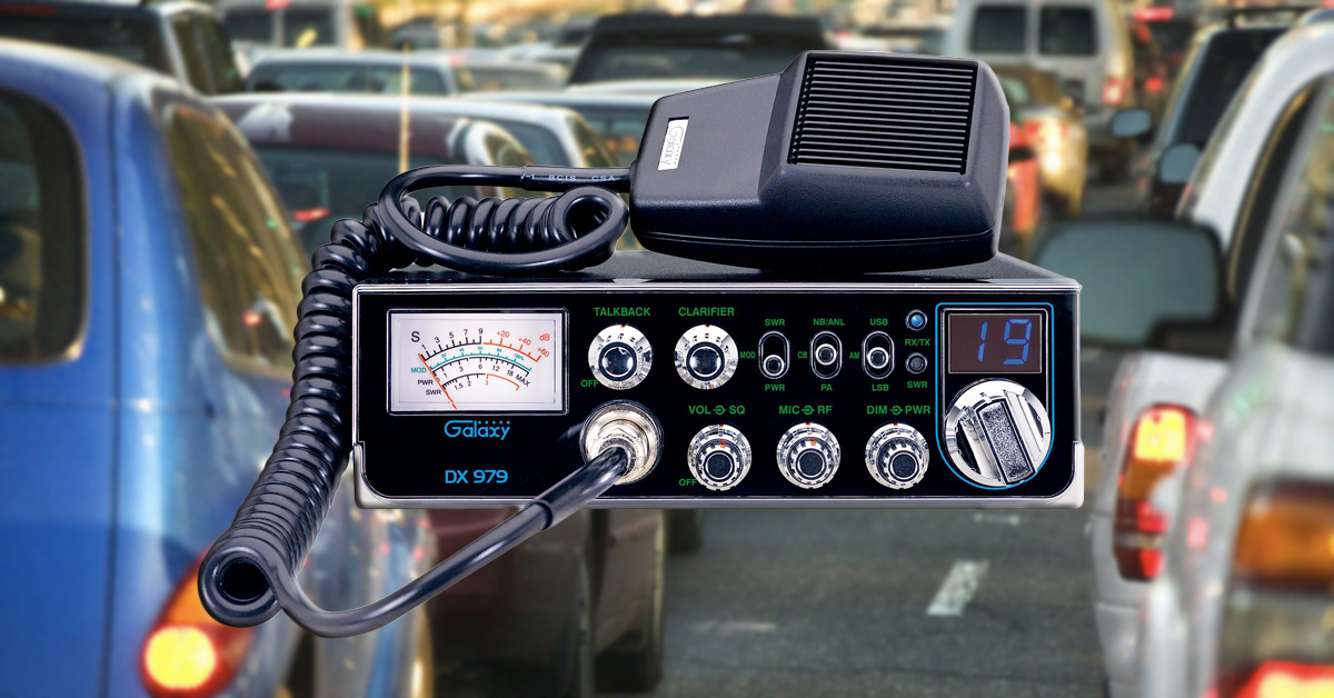 Remembering the greatness that was the CB radio