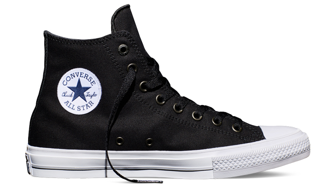 c927fad9bf37 The Converse Chuck Taylors redesign  needed or sacrilegious
