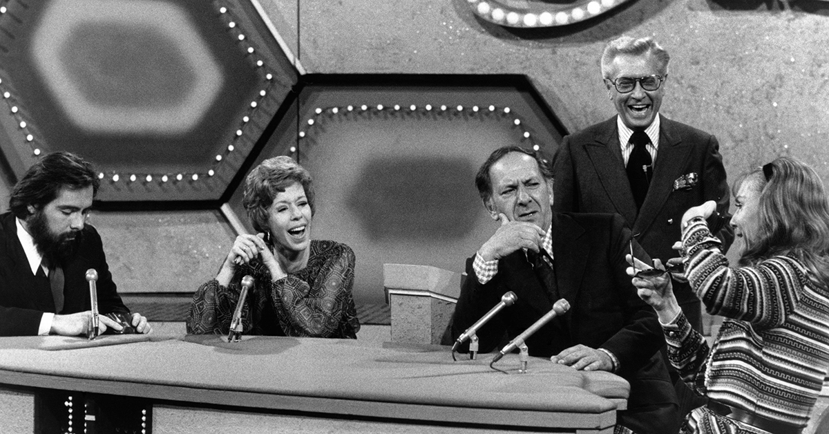 Can you name these classic game shows?