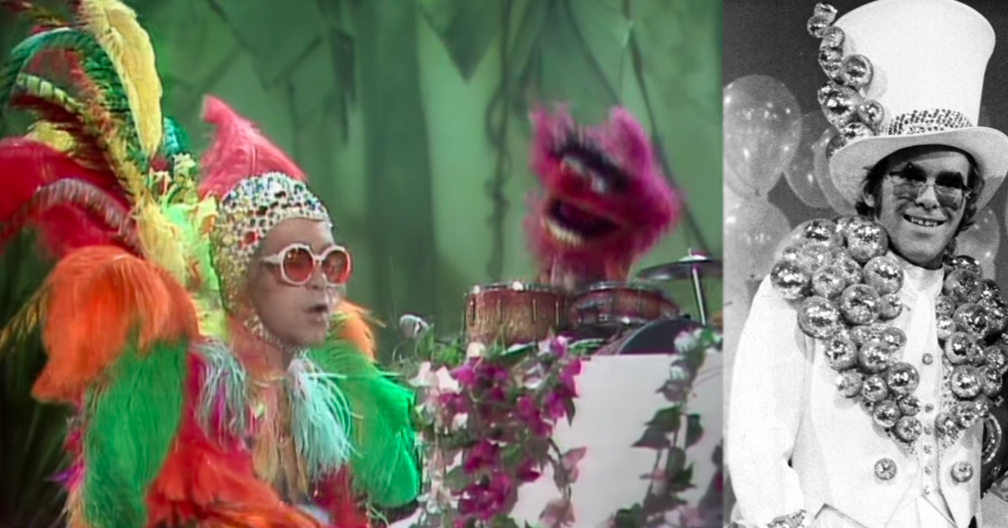 Elton John Christmas Outfit.Elton John S Best Tv Outfits Ranked By Glorious Excessiveness