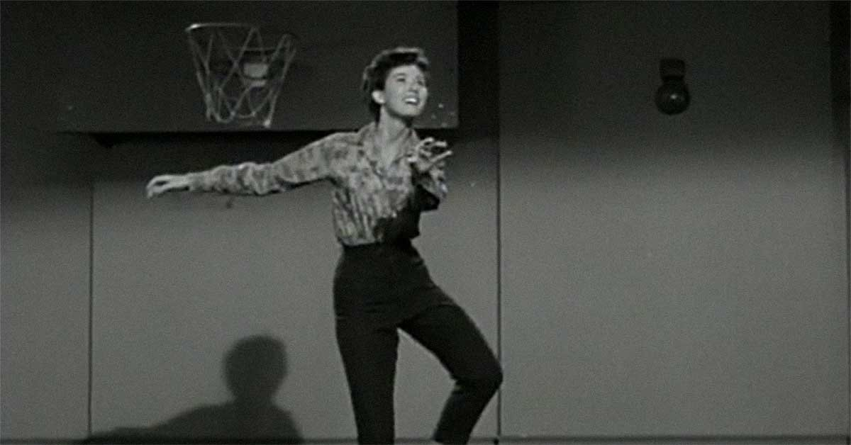 Miriam Nelson, choreographer of classic TV dance scenes