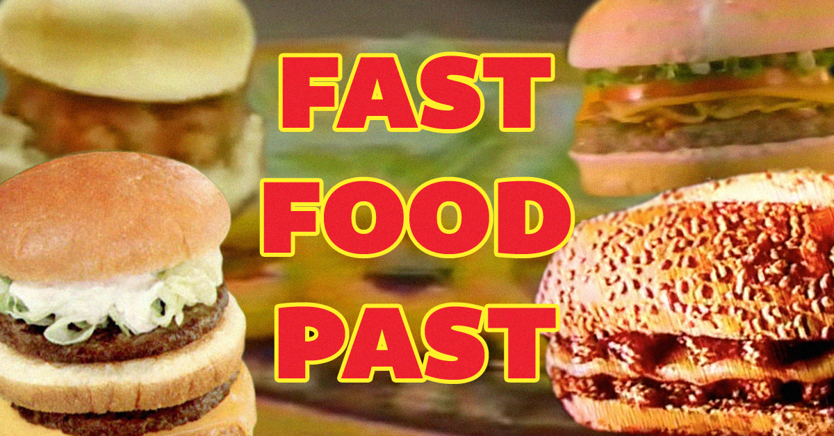12 fast food sandwiches you will never eat again