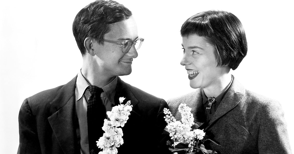 Patricia Benoit, the bride in television's first big event wedding