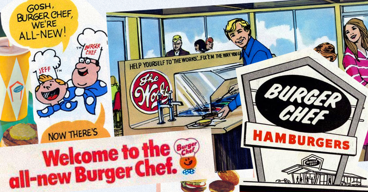 what ever happened to the burger chef chain
