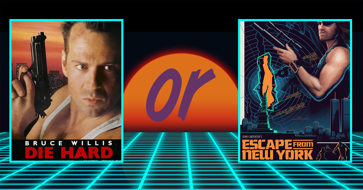 Can you guess which 1980s summer movies premiered in