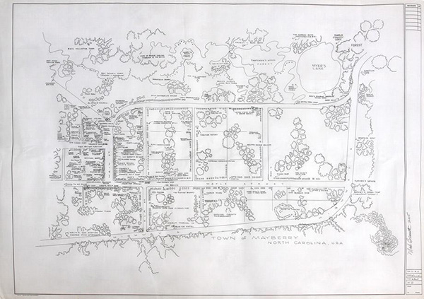 Artist Creates Stunningly Accurate Blueprints Of Our