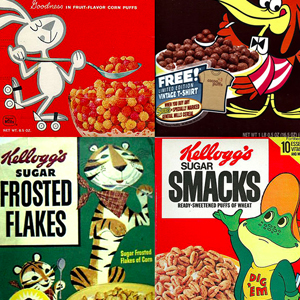 11 iconic product mascots that dramatically changed over time