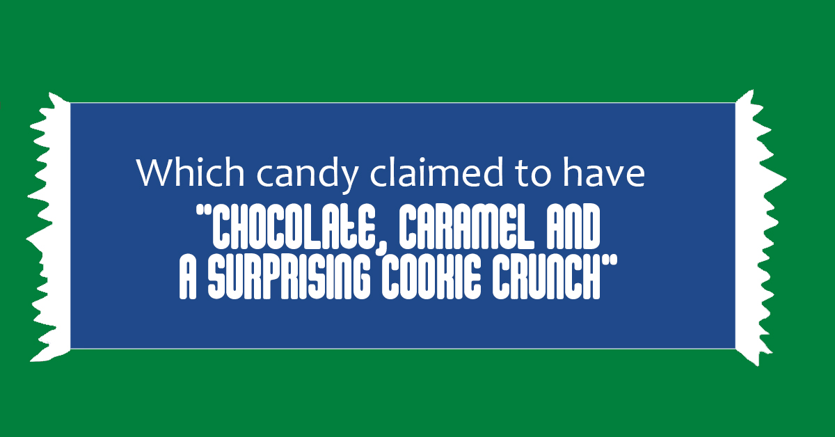 Can You Name The Popular Candy Based On Its Catchy Slogan
