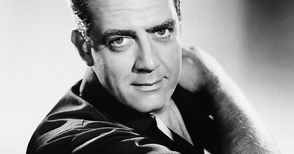 11 things you might not know about Raymond Burr