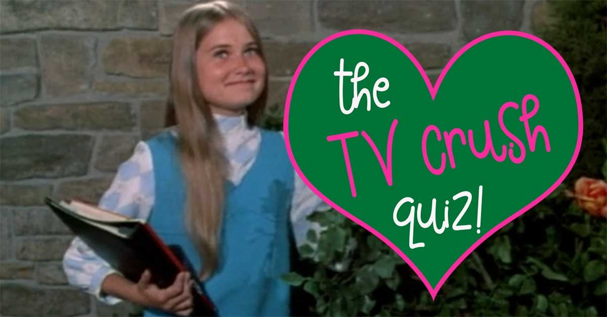 Match the TV kid to their crush from the heartthrob's name alone