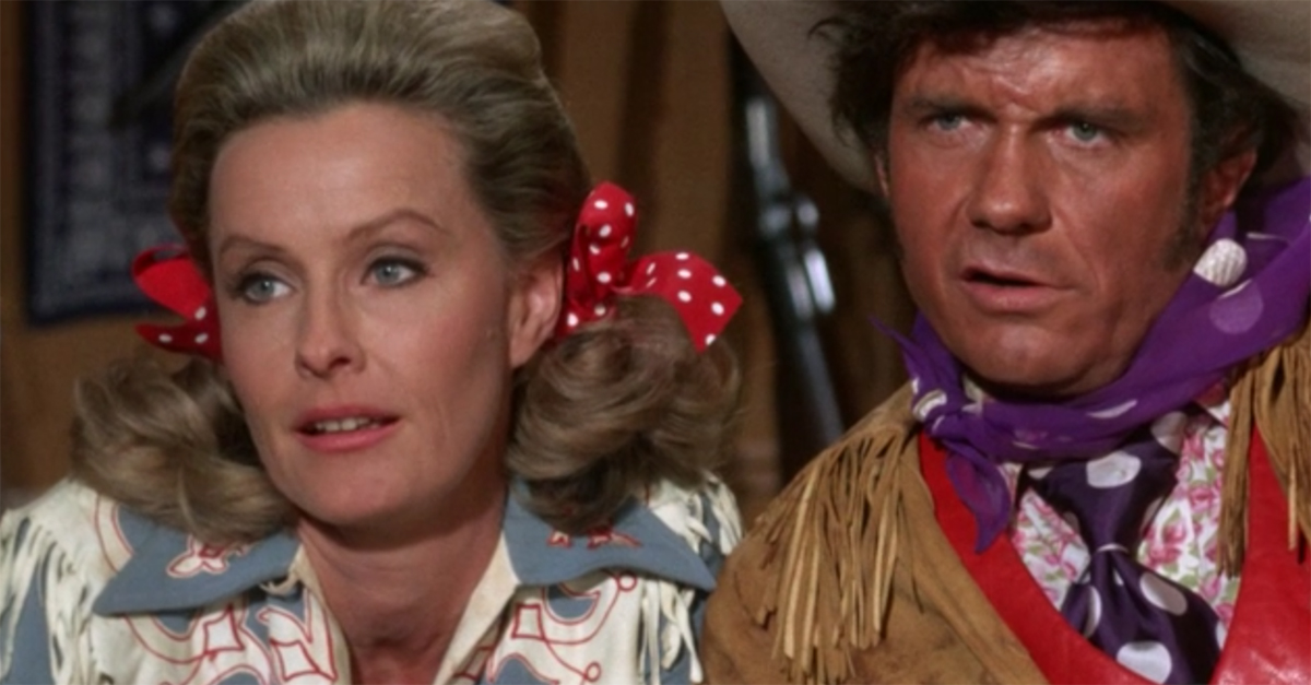 DINA MERRILL, THE BILLIONAIRE HEIRESS WHO PLAYED BATMAN VILLAIN CALAMITY JAN