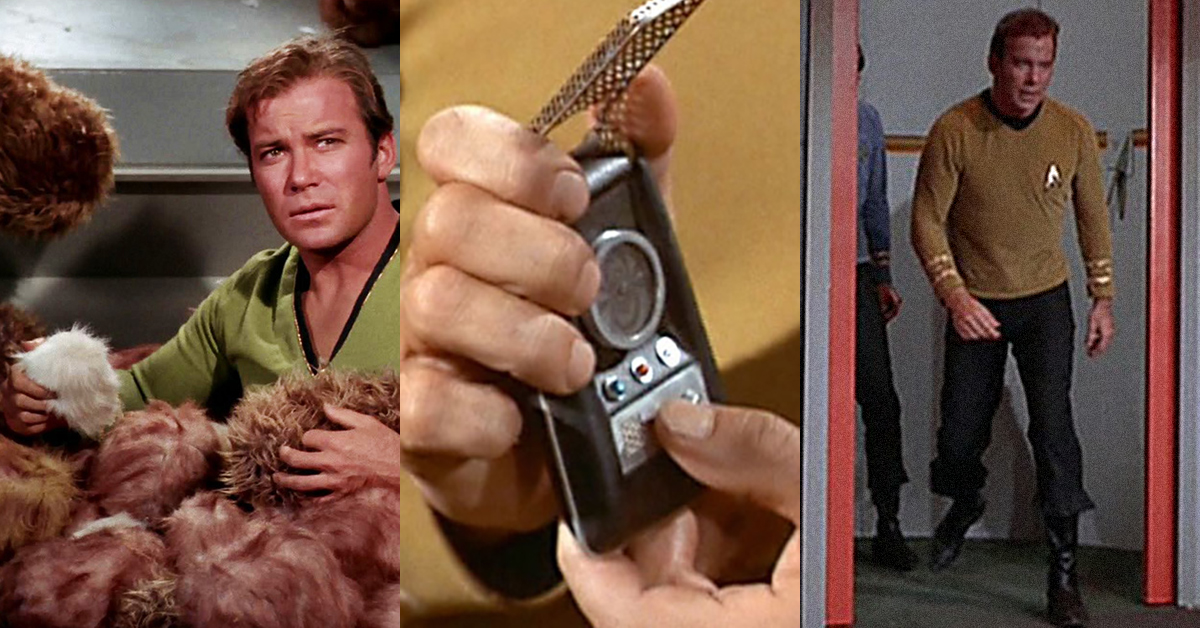 R I P  Doug Grindstaff, designer of Star Trek's iconic sound