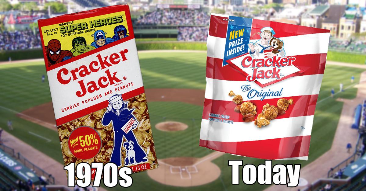 Cracker jack app prizes for students
